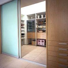 Modern Pantry Door Design Ideas, Pictures, Remodel, and Decor Küchen Design, Door Design, House Design, Design Ideas, Interior Design, Interior Ideas, Design Inspiration, Cool Ideas, Diy Ideas