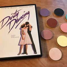 There's going to be a Dirty Dancing eyeshadow palette  - Cosmopolitan.co.uk