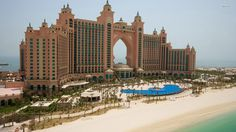 Abu Dhabi !!!  Miracle