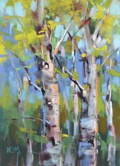 Painting my World: How to Avoid the Long Lost Pastel Syndrome