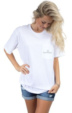 White - The Sweet Life - Hay Bale - Short Sleeve Front