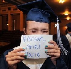"""Raul Centeno Pedraza, high school dropout turned valedictorian: """"""""There are many who believe that your zip code dictates your future. Prove them wrong and show them that you dictate your future."""" (via Masslive.com)"""