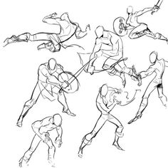 Exceptional Drawing The Human Figure Ideas. Staggering Drawing The Human Figure Ideas. Male Figure Drawing, Figure Drawing Reference, Drawing Base, Sword Reference, Gesture Drawing, Action Pose Reference, Anime Poses Reference, Action Poses, Sketch Poses