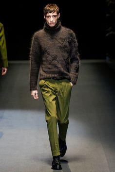 Fall 2013 Menswear  Gucci