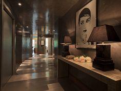 #Hallway #Villa #Fiordiligi
