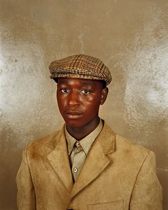Credit: Pieter Hugo, Courtesy Yossi Milo Gallery, New York Samuel Nkosomzi, Cape Town, 2007
