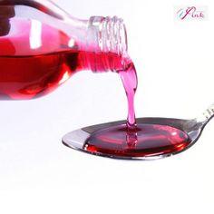 Drinking cough syrups this season can make you more drowsy than normal, choose natural alternatives.