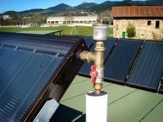 Energía solar térmic