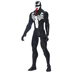 Hasbro Fighter Pods Marvel Superhelden Amazing Ultimate Spider-Man Venom Figur C