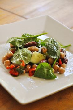 Summer Salad- I want this right now!