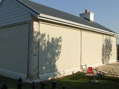 outdoor vertical blinds | Outdoor Blinds | All Weather Patio Blinds