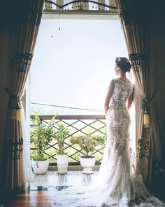 Fiona looks so beautiful in her jjshosue wedding dress(ID:66958).Do you like it? #customers #jjshousedress #jjshouse#weddinginspiration #weddinginspot #engaged #bridesmaid #bridalparty #bridetobe #photooftheday #like #instafashion #bridalgown