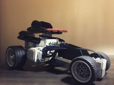 The EV3 C-Dragster 1.0