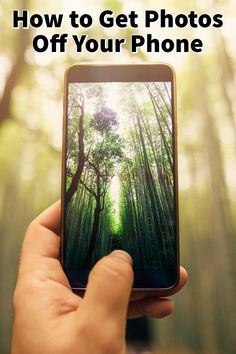 Are your photos trapped on your phone? Here's how to get them onto your PC for storing, editing, and sharing. Life Hacks Computer, Iphone Life Hacks, Computer Basics, Computer Help, Cell Phone Hacks, Smartphone Hacks, Iphone Information, Iphone Secrets, Technology Hacks