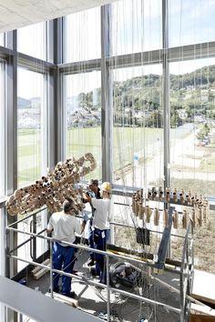 raumprodukt - Zürich - Interior Designers Nussbaum AG | Informations- und Schulungshaus Optinauta