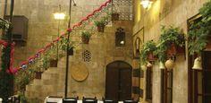 Restaurants in Damascus & Aleppo – Beit Wakil. Hg2damascusaleppo.com.