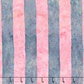 Artisan Spring 2017 - Big Stripe Pink Batik Yardage - Kaffe Fassett - Free Spirit Fabrics — Missouri Star Quilt Co.