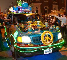Galveston Art Car Parade