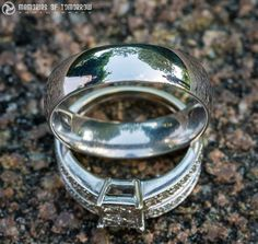 Self-Taught Photographer Finds Unique Way To Shoot Weddings... Reflected On Rings
