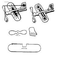 Retired Scouter's Files: Airplane tie slide