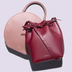They're here! Be first to shop #MansurGavriel's coveted #spring bags, before they sell out!