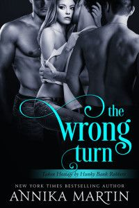The Wrong Turn  *** When Isis consented to letting three hot, dominating bank robbers use her body for their every sexual whim and pleasure, she was thinking about forbidden thrills. Dangerous fun. What she never expected was the deep bond the four of them might form.But when the group plans a daring heist during a night of kinky sex, she discovers how strong their emotions can grow—and how...  *** Download eBook Click Here  http://gg.gg/The-Wrong-Turn