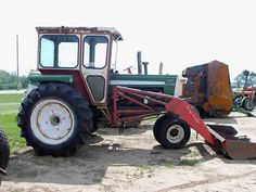 Oliver 1650 tractor salvaged for used parts. This unit is available at All States Ag Parts in Black Creek, WI. Call 877-530-2010 parts. Unit ID#: EQ-24385. The photo depicts the equipment in the condition it arrived at our salvage yard. Parts shown may or may not still be available. http://www.TractorPartsASAP.com