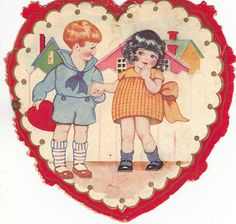 Cute Couple Valentine from our blog