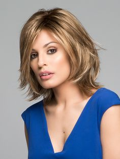 Top Color : SS12/20 Shaded Toast- Light Golden Brown with Cool Blonde Highlights All Over & Dark Brown Roots
