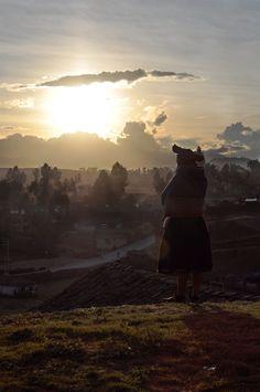 Amazing shot in Peru.