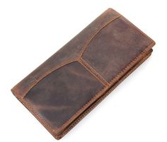 Vintage Handmade Antique Leather Wallet / iPhone 4 4s iPhone 5 5c 5s iPhone 6 Wallet / Case Leather wallet is made with selected materials. The pro...