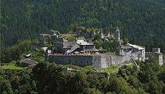 Burg Landskron - Adlerarena Burg Landskron Kaiser Maximilian, Wanderlust, Eagles, Carinthia, Mansions, House Styles, Destinations, Top, Villach