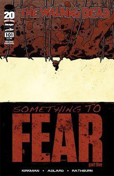 The Walking Dead #101 (Variant C)