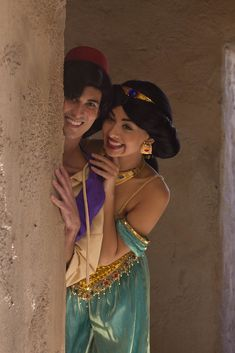 Aladdin And Jasmine, Disney Parks, Mood Boards, Princesses, Wig, Disneyland, Characters, Cosplay, Disney Princess
