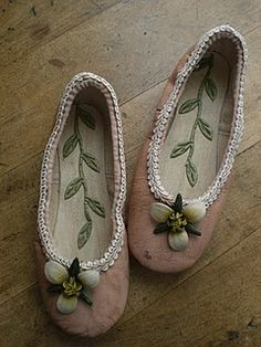 fairy dancing shoes