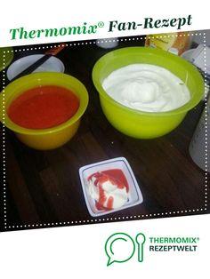 Erdbeersauce von Birgit89. Ein Thermomix ® Rezept aus der Kategorie Saucen/Dips/Brotaufstriche auf www.rezeptwelt.de, der Thermomix ® Community.