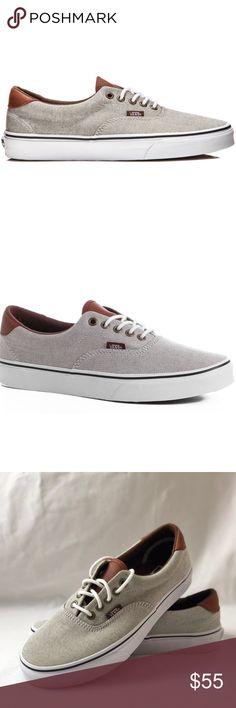 Vans Era 59 Oxford  amp  Leather Black True White Shoe Vans Era 59 Oxford   amp 63797352b