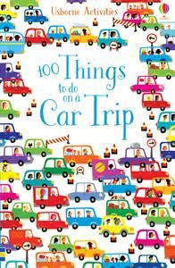 Packed full of games, puzzles, and more, this book turns any boring journey into a fun-packed ride!