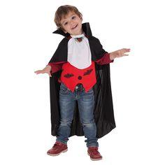 Disfraz Vampiro Murciélagos Infantil