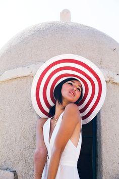 Dubrovnik Diary via Gary Pepper Summer Editorial, Editorial Fashion, Gary Pepper Girl, Nicole Warne, Dubrovnik, Photo Poses, Sun Hats, Fashion Photography, Stuffed Peppers