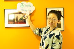 Meiwen, R&D, #VMware #China #WomensDay #InspiringChange