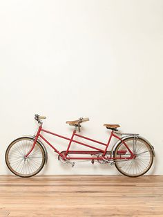 Free People Vintage Tandem Bicycle