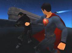 "Game ""Man Of Steel"""