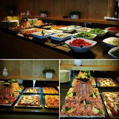 #vorspeisen #buffet #salad #dinner