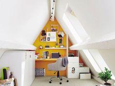 Meilleures images du tableau bureau bedroom office desk nook