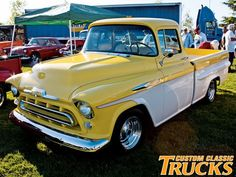 1959 Chevy Pickup Truck