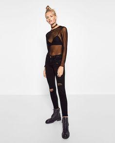 Zara Skinny Jeans $40