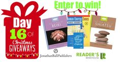 Readers Warehouse Online Store - 25 Days of Giving