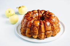 Easy Semi Homemade Caramel Apple Monkey Bread Recipe. The shortcut ingredient in this SIMPLE homemade dessert/breakfast bread is store bought pizza dough! Great beginner baking recipe that everyone loves, and it's SO perfect for fall - especially if you're looking for unique and delicious ways to use up apples.