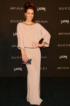 Los tacones de Karppi: Kate Beckinsale en Gala LACMA 2014